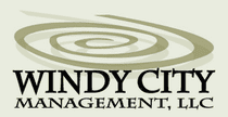 Logo, Windy City Management, LLC